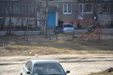 детская площадка12564