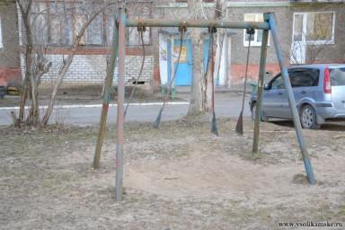 детская площадка12560