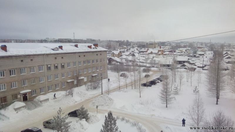 Вид из окна Перинатального центра13770
