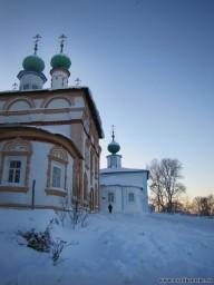 Спасская и Архангельская церкви13055