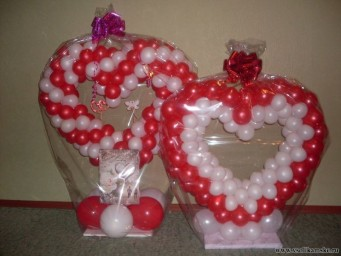 сердца на подарок