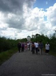 Все дороги ведут к Храму.