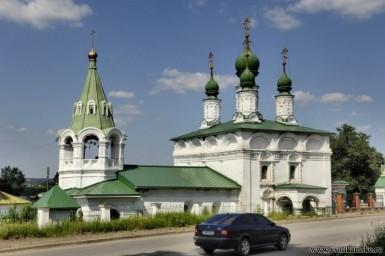 Соликамский Спасо-Преображенский храм, 1685 г.
