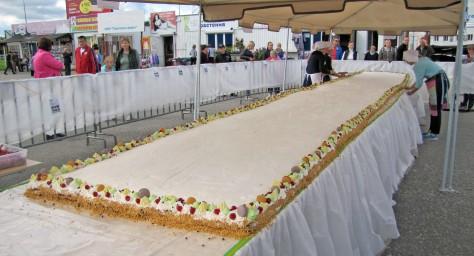 10-метровый торт