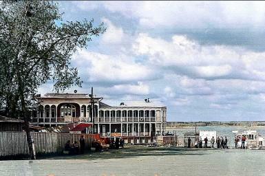 """Речная пристань """"Соликамск"""","""
