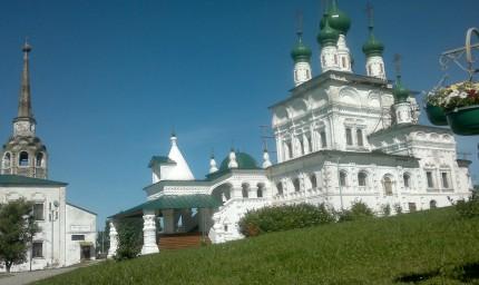 2017 год.Свято-Троицкий собор.