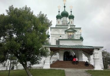 2018 год.Свято-Троицкий собор.
