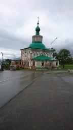 Крестовоздвиженский собор 1698-1709г.