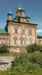 Усольский историко-архитектурный музей.