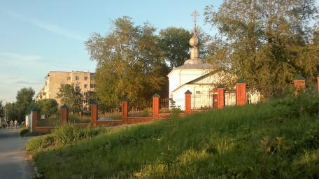 2018 год. Церковь Жен Мироносиц.