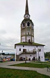 2018г. Соборная колокольня.