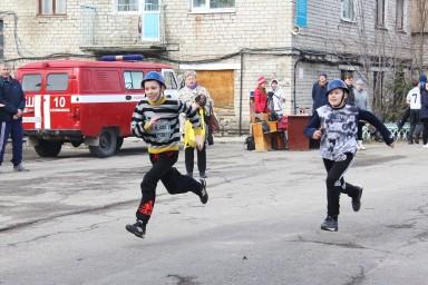 Юные пожарные