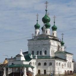 Троицкий Собор в Соликамске #vsolikamske
