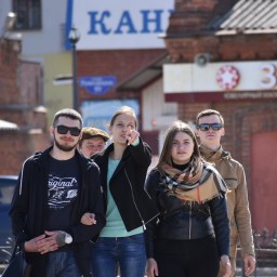 #друзья #1мая #сумерки #vsolikamske