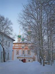 Спасская и Архангельская церкви13050