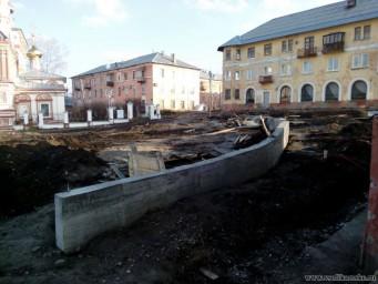 Ремонт Набережной 8 ноября12988