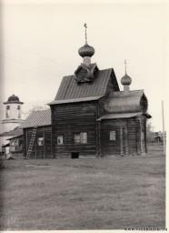 Село Янидор Преображенская ц. 1-я пол. 18 века1966г.jpg