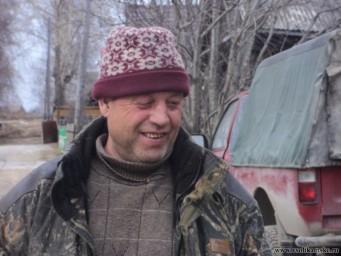Житель Соликамска