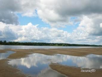 Небо и вода