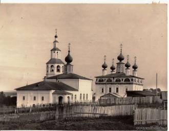 20 годы 20 века Спасская и АРХ церкви.jpg