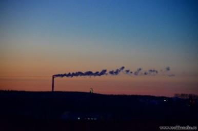 Морозные восходы конца 2012 года12100
