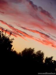 Закаты...