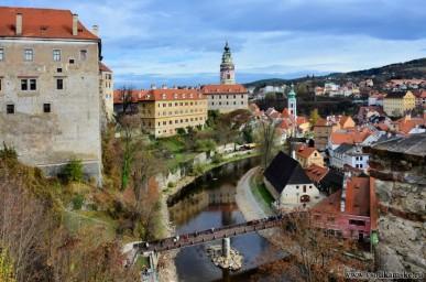 Прогулки по осенней Чехии13118