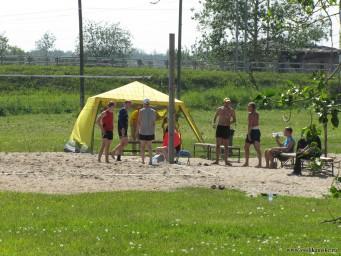 Соревнования по пляжному волейболу