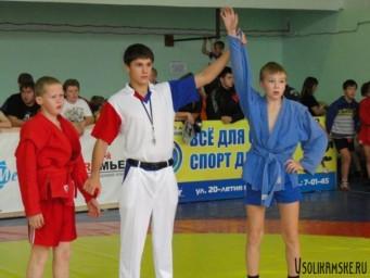 Турнир памяти Дмитрия Усова Победа