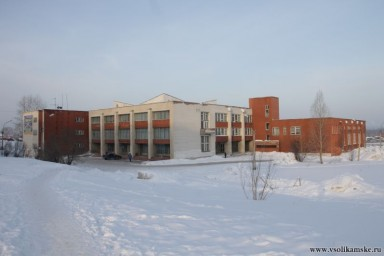 Здание ЦРТДиЮ Звездный