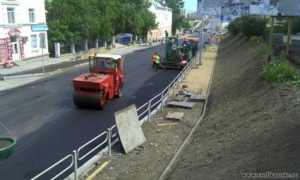 Ремонт дороги по 20 лет Победы