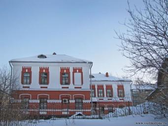 Здание управления Пенсионного фонда - анфас :)