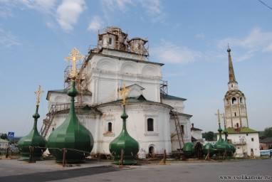купола троицкого собора13890