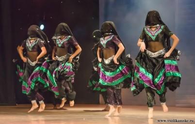 Восточные танцы13006