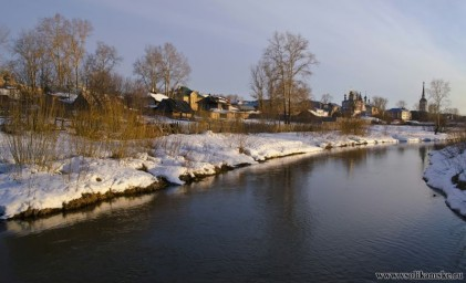 Река из детства