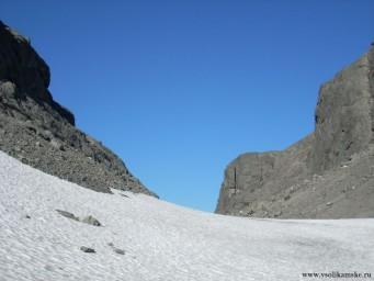 перевал Рамзая июль