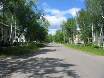 Улица, знакомая многим -  3 Пятилетки