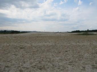 Пески на Клестовки