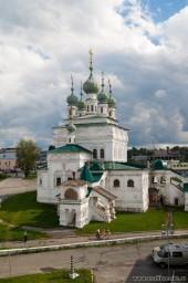 Троицкий собор - август 2012