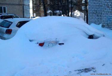 Тёплый гараж
