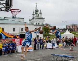 Летающие баскетболисты..12877