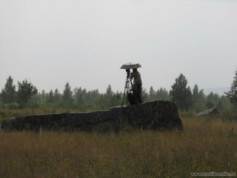 """""""Благородные птицы"""". Спектакль на Крестовой горе в г.Губаха12864"""