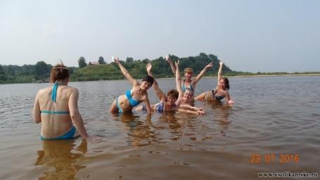 Водный фитнес