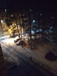 Снег 12 октября 2018