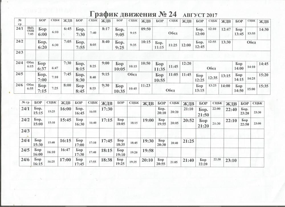 Расписание автобусов пермь соликамск