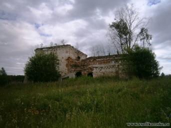 Церковь Богоявления Господня в селе Чигироб