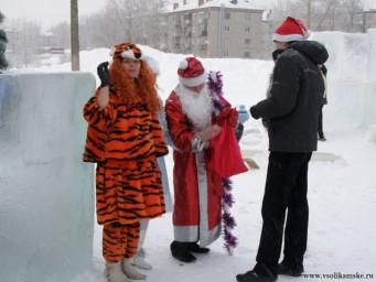 У ёлки в Боровске9323