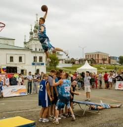 Летающие баскетболисты..12881