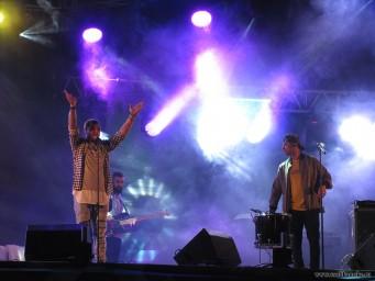 Выступление группы «Градусы»