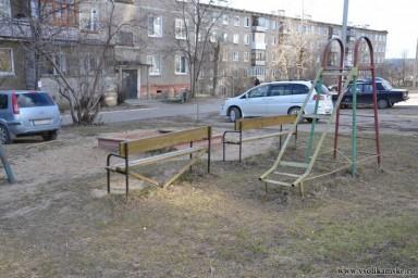 детская площадка12562